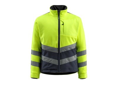 Fleecejakke SHEFFIELD Hi-Vis