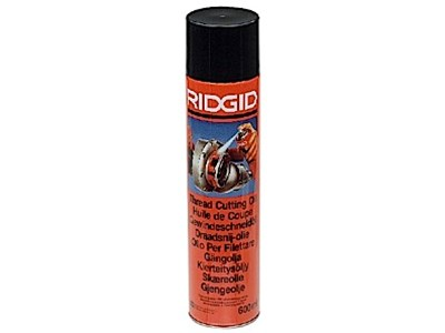 Skæreolie spray 600ml. Ridgid 15681