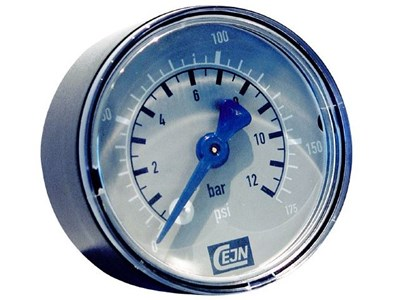 Manometer Cejn 0-12 Bar Ø 40 mm
