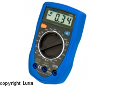 Multimeter digitalt Limit 300