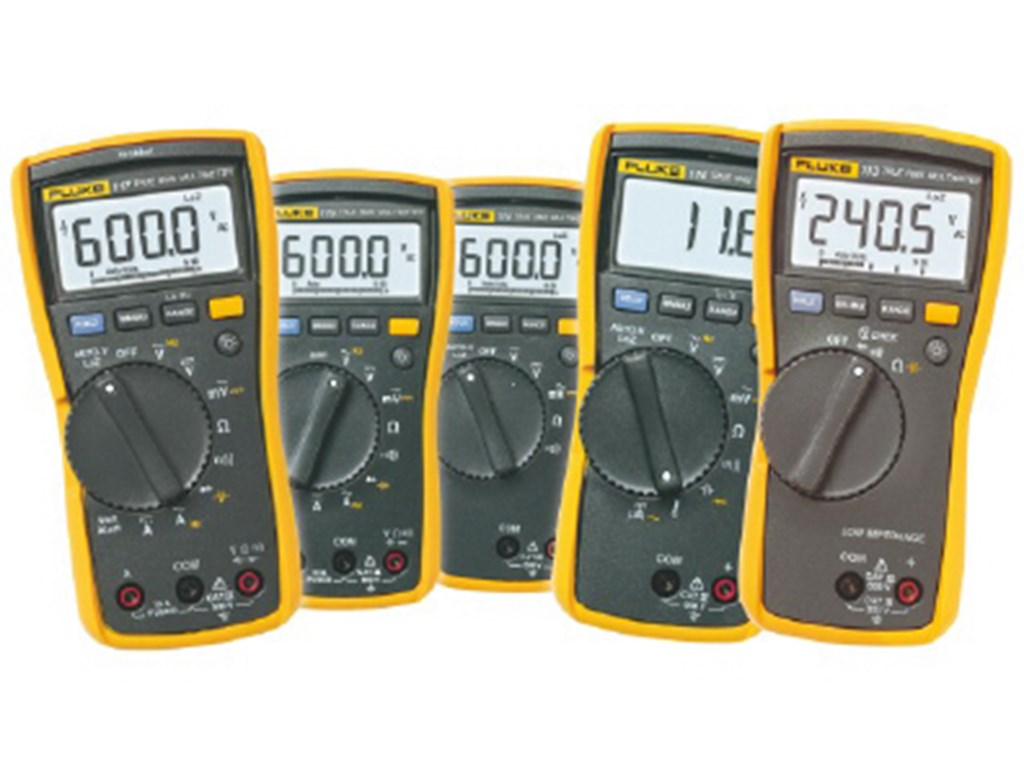 Multimeter digitalt Fluke nr. 114