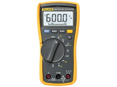 Multimeter digitalt Fluke nr. 115