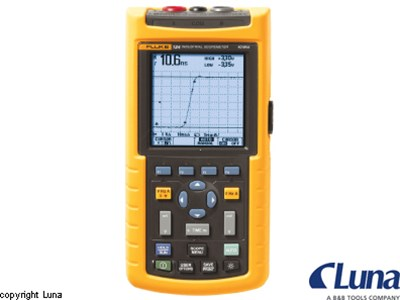 Fluke 124 Scope-meter excl. software