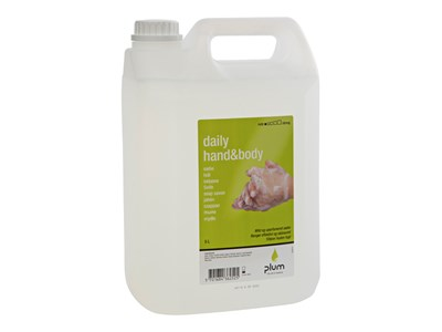 Plum Daily hand & Body all-round 5 ltr