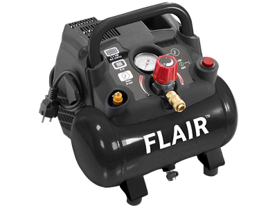 Kompressor 15/6 Flair 6 ltr tank