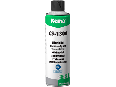 Kema CS-1300 Slipmiddel spray 500ml