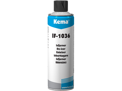 Kema IF-1036 Isfjerner 500 ml.