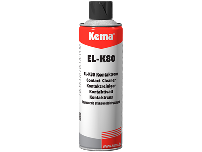 Kema EL-K80 el-cleaner 500ml Kontaktrens