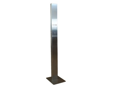 Dispenser stander Stainless Steel