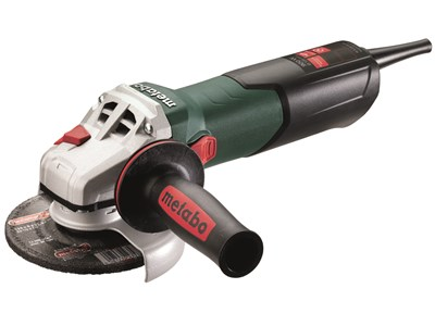 Vinkelsliber Metabo WE9-125 Quick