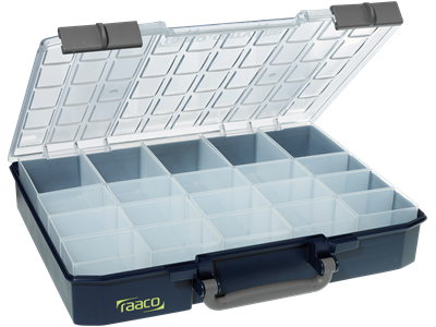 Raaco Carry Lite rumkasse 80-20